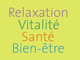relaxation vitalite santé bien-être